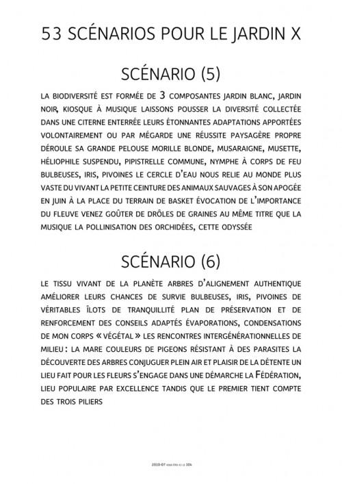 Bruno Pellier - 53 scénarios, affiches, 2010