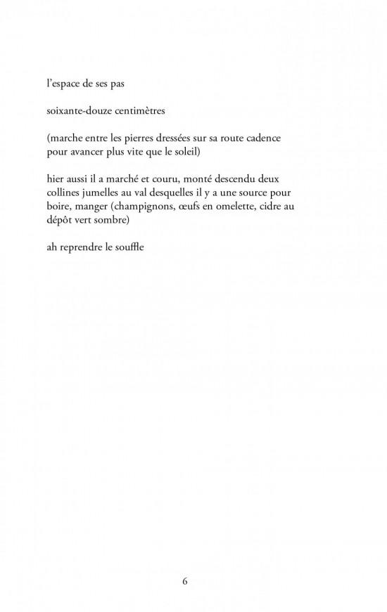 Bruno Pellier - Lettre d'Amélie, édition personnelle, 2005