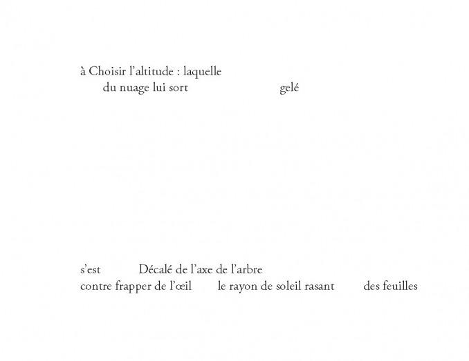 Bruno Pellier - Expériences à l'étang, Éditions de l'Attente, 2012
